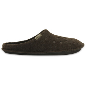 Crocs Classic Slip-On-kengät, espresso/walnut
